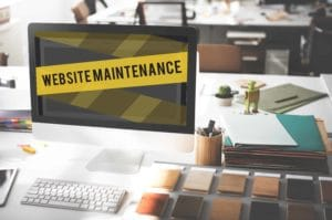 Reasons why your websites need web maintenance